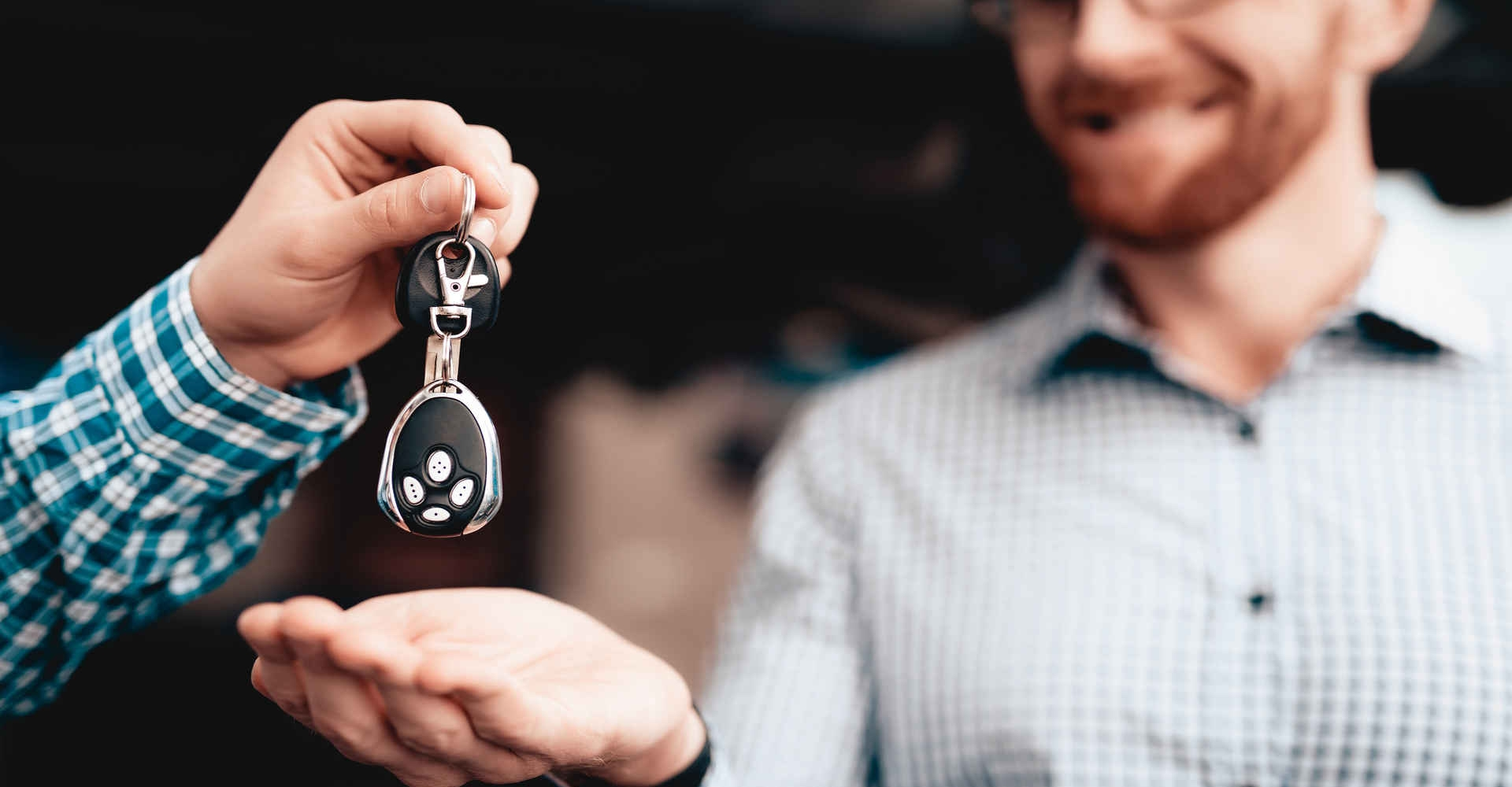 Dealer Gives Keys To The Car Owner